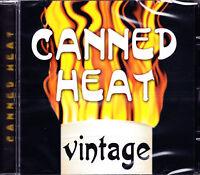 CANNED HEAT vintage CD NEU OVP/Sealed