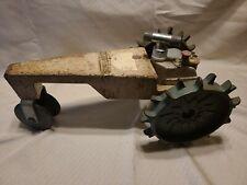 Vintage Craftsman Cast Iron Lawn Sprinkler Tractor
