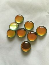 Czech Round Cabochon 18mm pack of 4