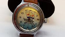 La Russia Marina Militare Orologio da polso Orologio Orologio Uomo Russia Watch TIMEX NOS