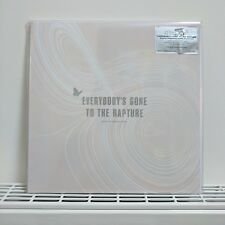 """Everybody's Gone to the Rapture 2x """"Gold"""" VINYL Soundtrack LP Jessica Curry. LTD"""