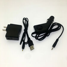 US Power adapter+Car Charger Cable For Coby Kyros Tablet MID7016 MID7042 MID1045