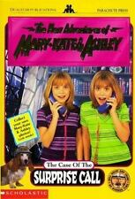 The New Adventures of Mary-Kate and Ashley: The Case of the Surprise Call by Me…