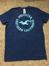 MEN'S HOLLISTER T-SHIRT ~ SIZE EX-LARGE BRAND NEW WITH TAGS