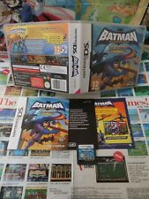 Nintendo DS:Batman l'Alliance des Héros [TOP 2D & 1ERE EDITION] Fr