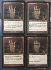 MTG Grim Monolith x4 (Urza's Legacy)
