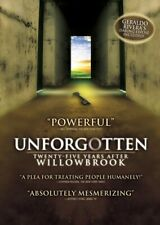 Unforgotten: Twenty-Five Years After Willowbrook (2011, DVD NIEUW)