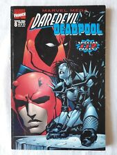 Marvel Mega - T8 - Daredevil / Deadpool  - Janvier 1999 - Panini Comics