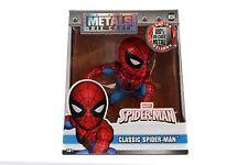 Marvel Classic Spider-Man 4-Inch Die-Cast Metal Figure JADA (M250) IN STOCK!!!