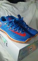 WORN ONCE Nike KD VI 6 Elite OKC Photo Blue Team Orange Mango SZ 11 642838 400