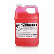 Chemical Guys CWS101 Maxi-Suds II Super Suds Car Wash Soap Cherry New Free Ship