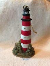 Lefton Assateague Lighthouse Ornament 1994