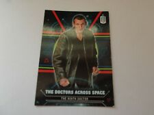 "Topps / BBC - Dr Who Doctors Across Space ""THE NINTH DOCTOR"" #9 Trading Card"