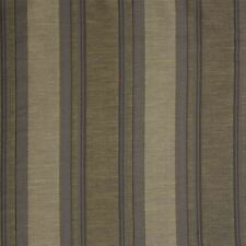 Pencil Pleat Fully Lined Jacquard Striped Curtains Blue Gold Grey Purple