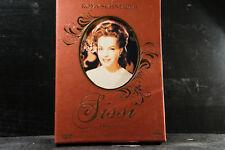 Romy Schneider - Sissi Triologie     3 DVDs