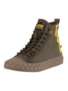 Palladium Men's Ace Supply Mid Boots, Green