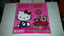 Hello Kitty Scrabble Junior NEW SEALED