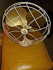 Emerson Electric Co. St. Louis, MO. Osc. Brass Fan 6250 i Rare