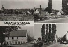 HETTSTEDT, Ansichtskarte 1984, Molmerswende Kreis Hettstedt