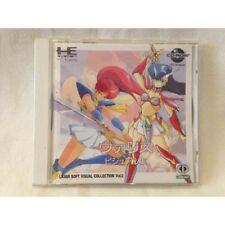 Valis Visual Collection NEC Pc Engine PCE Super CD Rom