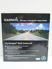 New 2010 Garmin City Navigator Nt North America Maps Dvd
