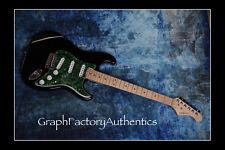 Cher Lloyd *WANT YOU BACK* Signed Electric SSS Guitar C2 *COA GFA*
