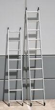 On Sale!! H-Shaped Aluminium Single Ladders (Available in Different Lengths)