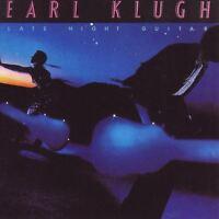 EARL KLUGH - LATE NIGHT GUITAR D/Rem CD 80's JAZZ *NEW*