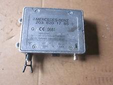 W163,ML,Mercedes,2038201785,Verstärker,Antennenverstärker,Steuergerät,Steuerteil