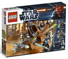 Lego Star Clone Wars 9491 Geonosian Cannon Barriss Offee Minifigure Minifig NISB