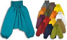 Pantalones Muck Harén Aladin 85cm Algodón Niños 7-14 J. Yoga India Hippy