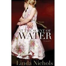 BOOK/AUDIOBOOK CD Linda Nichols AT THE SCENT OF WATER