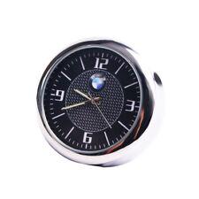 Vintage Car Analog Clock for BMW Interior Ornament Digital Quartz Watch