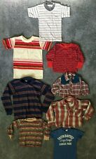 New listing Vintage 50s 60s 70s Lot of Boys Flannel Shirts Graphic T-Shirts Healthtex