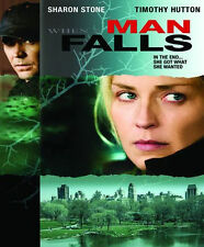 WHEN A MAN FALLS IN THE FOREST (Sharon Stone) - BLU RAY - Region Free - Sealed