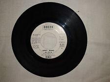 """Andy Bono / Meno Uno – Disco Vinile 45 Giri 7"""" Edizione Promo Juke Box"""