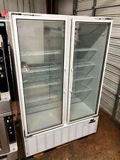 Master Bilt BLG-48HD 49 cu. ft. Merchandiser Freezer