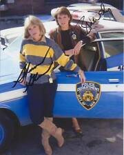 SHARON GLESS & TYNE DALY signed autographed CAGNEY & LACEY photo