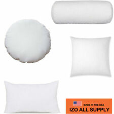 Outdoor Water Resistant Square and Rectangular Throw Pillows Pillow Insert