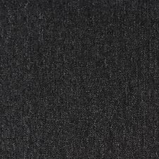 20 Quadrotte di Moquette 50x50cm Colore Nero Carbone 5mq Dure per Casa e Ufficio