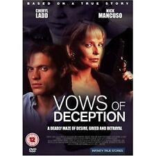 VOWS OF DECEPTION DVD Cheryl Ladd Nick Mancuso Bill Norton UK Rele Brand New R2