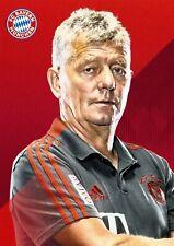 FOOTBALL carte co-trainer PETER HERMANN équipe BAYERN MUNICH