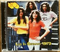 "UFO : ""Live in Germany 1973"" (RARE CD)"