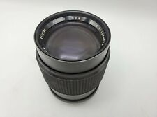 Vivitar 135mm F2.8 Auto Telephoto Prime Lens for Pentax M42 Mount SLR Cameras