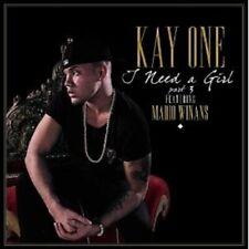 """KAY ONE """"I NEED A GIRL PARTT.3 (FEAT. MARIO WINANS)"""" SINGLE CD NEUWARE"""
