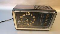 Vintage Juliette Clock Radio/ Solid State AM TAC-1102