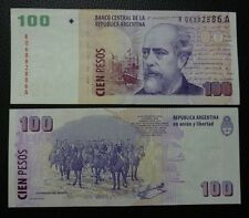 ARGENTINA BANKNOTE 100 Pesos, Pick 357 XF+ 2013 - Replacement