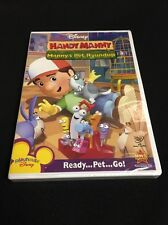 Disney Handy Manny DVD Manny's Pet Roundup Brand New Sealed