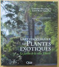 Gravure 1850 Opérations transplantation des arbres exotiques Jardin Plantes