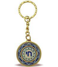 Sale Hai Chai KeyChain Hebrew Traveller Prayer Key chain holder Judaica Israel